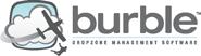 Burble logo