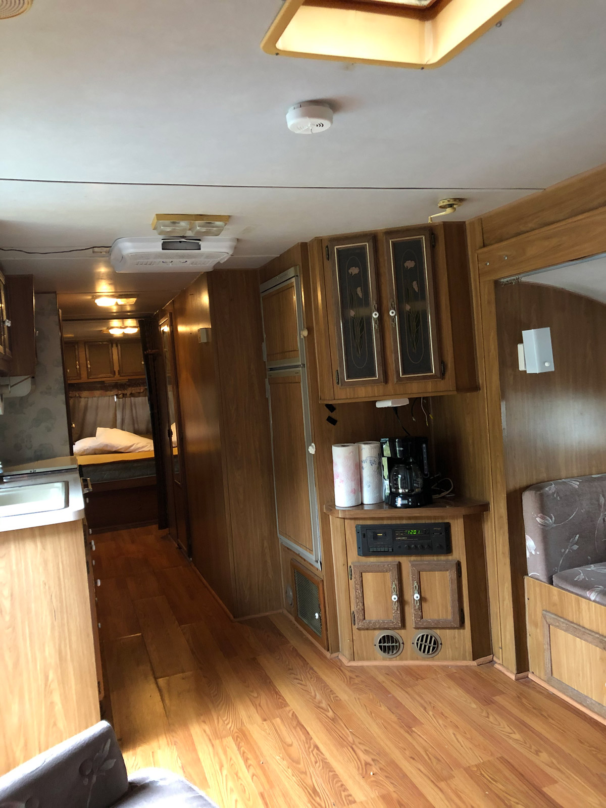 Rental Trailer located at Skydive City