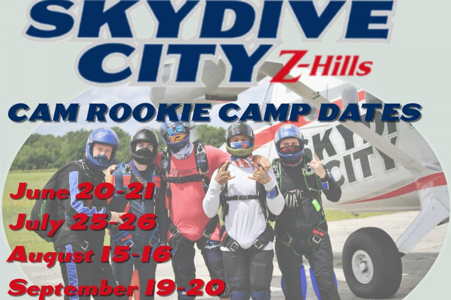 Skydive City Z-Hills Rookie Camp