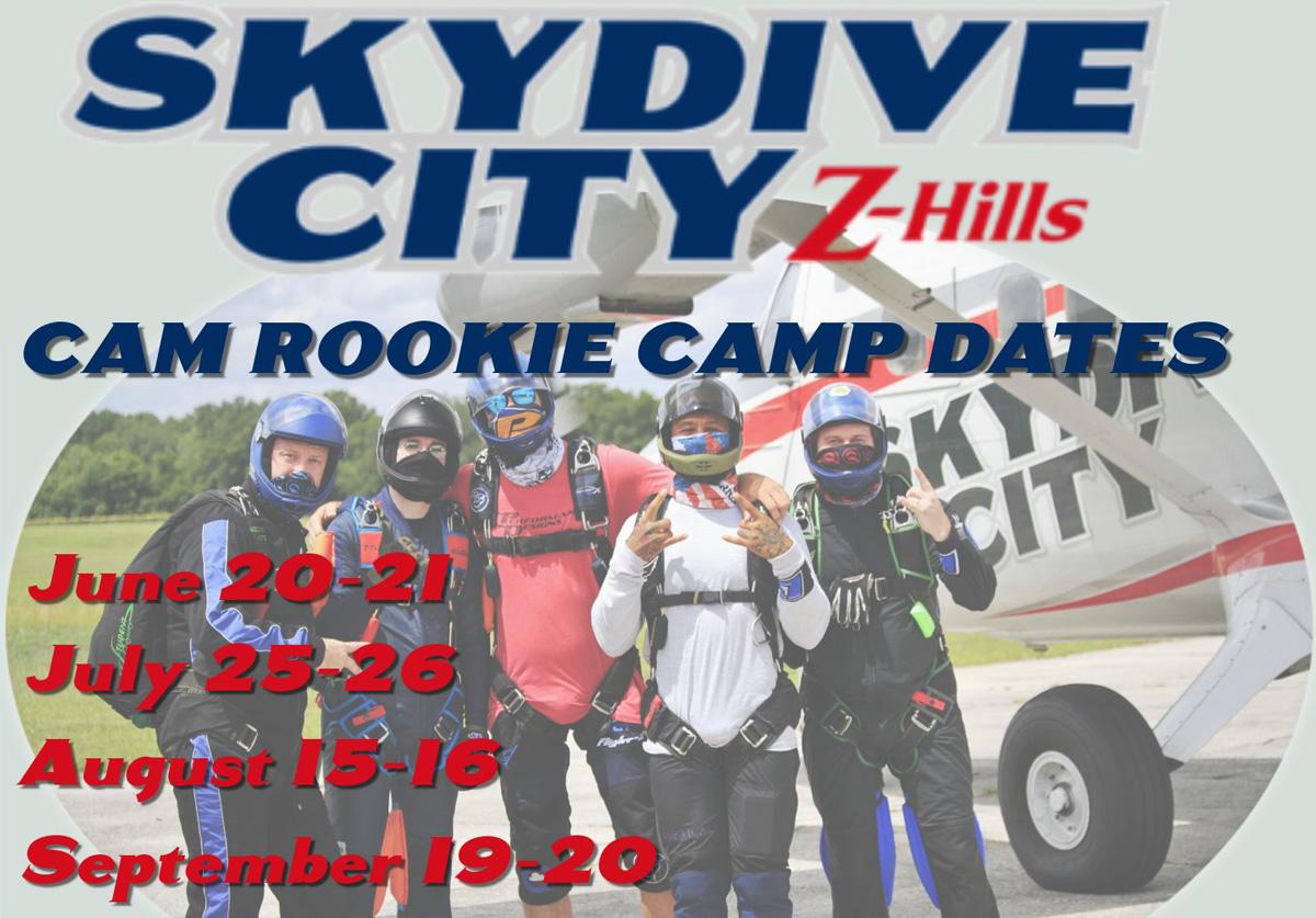 Skydive City Z-Hills Rookie Camp