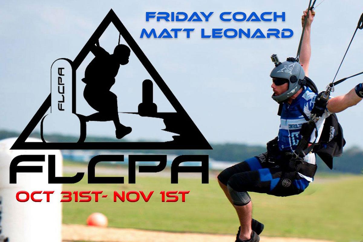Friday Coach Matt Leonard at Z-Hills event