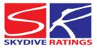 Skydive Ratings logo